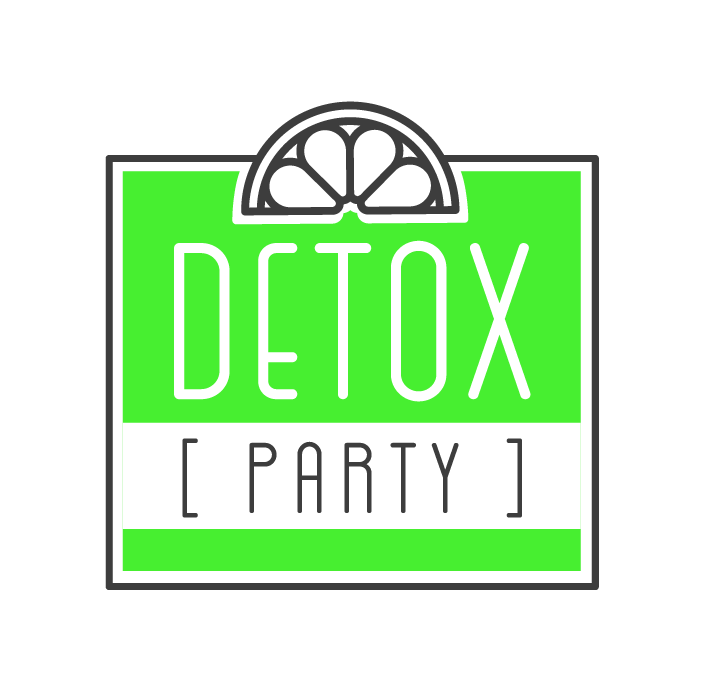 Detox Party Lyon Logo